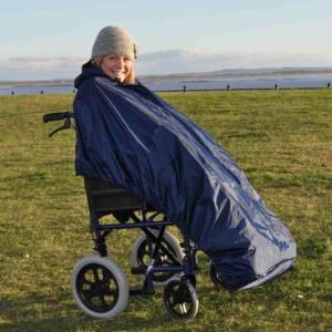 Wheelchair Mac unsleeved - M