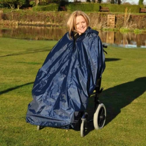 Deluxe Wheelchair Mac unsleeved(lined) - L