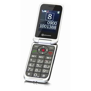 PowerTel mobile Phone M7000i silver