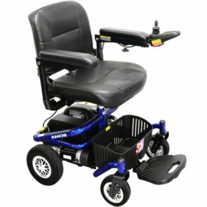 Roma Reno II Power Chair - Blue