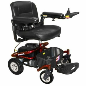 Roma Reno II Power Chair - Red