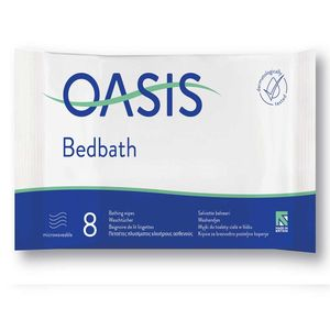 Oasis Bed Bath Wipes - RSC912