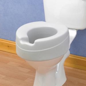 Raised Toilet Seat Comfyfoam