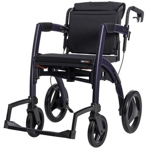 Topro Rollz Motion Medium - Rollator and Wheelchair