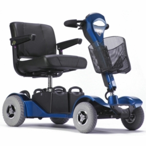 Millercare Albatross Mobility Scooter - Blue