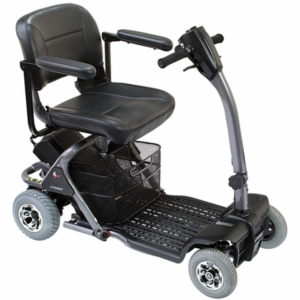 Millercare Heron 4 Plus Scooter - Graphite