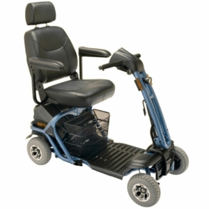 Liteway 8 Scooter - Blue