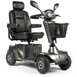 Millercare ST425 Mobility Scooter - Carbon Metallic