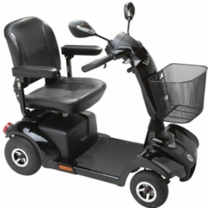 Rascal Vantage X Mobility Scooter - Black