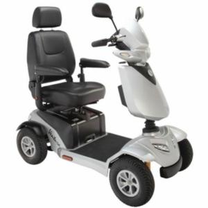Rascal Ventura Mobility Scooter - Silver