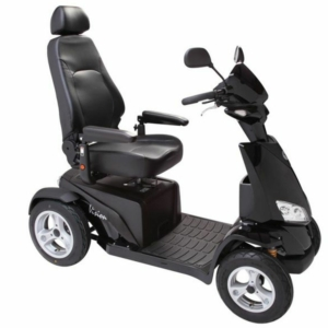 Rascal Vision Mobility Scooter - Black
