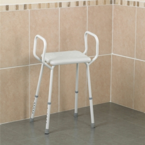 Shower Stool Lightweight Perching