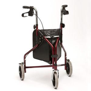 Drive Steel Tri Walker Red - TW011R-48