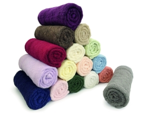 Evolution-Knit Towels - Bath Sheet (Pack of 3)