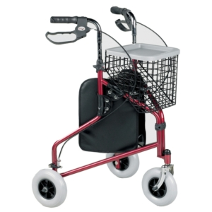 Homecraft Three-Wheeled Rollator
