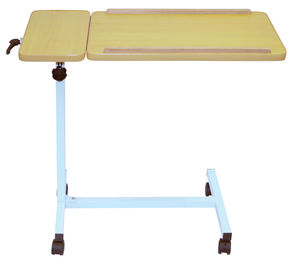 Aidapt Deluxe Multi Purpose Overbed Wheeled Table - VG832A