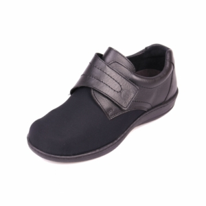 Sandpiper Ladies Shoes - Walford Black