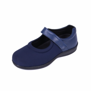 Sandpiper Ladies Shoes - Walmer Navy