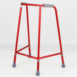 Days Adjustable Height Narrow Walking Zimmer Frame - Without Wheels