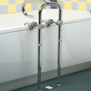 Bath Side Rail Merton Mkii Chrome