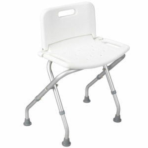 Adjustable Height Bath Bench - with Backrest