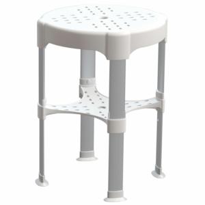 Shower Stool Profilo Height Adjustable