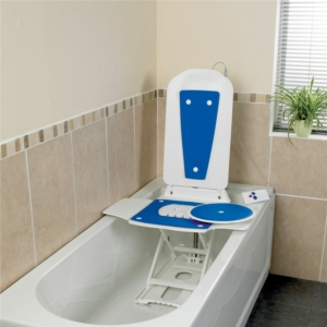 Bathlift Bathmaster Deltis Optional Swivel Transfer Seat
