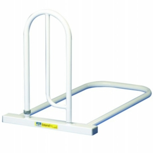 Easyrail Bed Grab Rail - Twin Handle - For Slatted Beds
