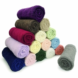 Evolution-Knit Towels - 420 gsm Face Towel (Pack of 12)