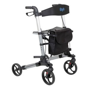 Days Deluxe Lightweight Rollator - 091439314