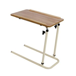 Days Overbed Table without Castors Flat Packed/ Fixed