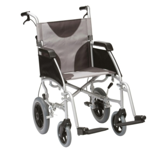 "Ultra Lightweight Aluminium Wheelchair 51cm (20"") Transit"