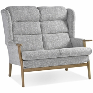 Norfolk Two Seater High Settee