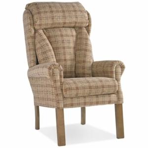 Coniston Straight Leg High Back High Chair