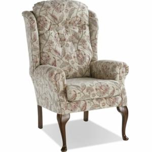 Warwick Queen Anne High Back High Chair