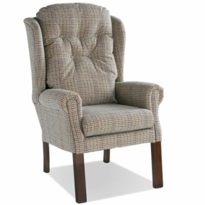 Warwick Straight Leg High Back High Chair