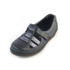 Sandpiper Foxton Ladies Shoe Navy - Various Sizes