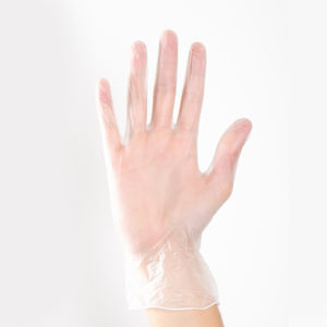 Aurelia Vibrant Latex Powder Free Gloves Small - 98226