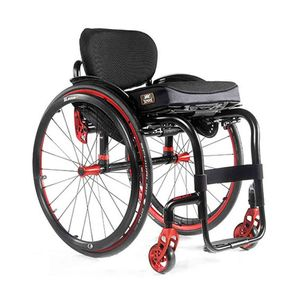 Helium Wheelchair