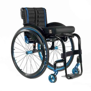 Sunrise Medical Helium Pro Self Propel Lightweight Wheelchair