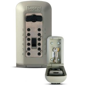 Supra C500 Police Accredited KeySafe