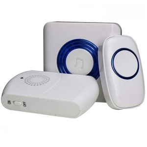 Flashing Doorbell with Vibrating Pager