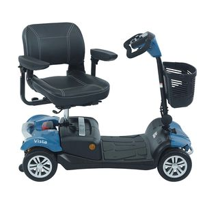 Rascal Vista Mobility Scooter - Oxford Blue