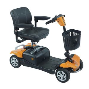 Rascal Vista Mobility Scooter - Sunset Orange