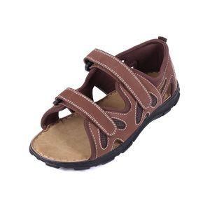 Sandpiper Nathan Mens Sandal Brown - Various Sizes