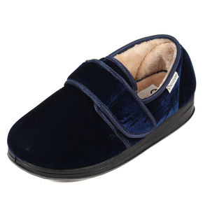 Sandpiper Sophie Ladies Slipper Navy - Various Sizes