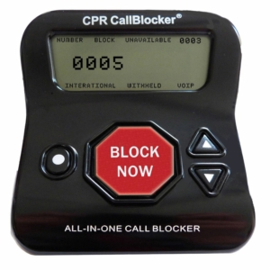 Cpr Big Button V201 Call Blocker
