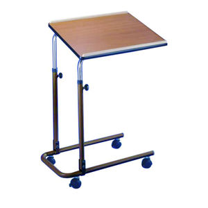 Able 2 Over Bed Table With Castors - PR60196