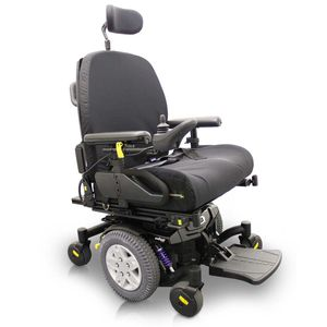 Quantum Q6 Edge HD Bariatric Powerchair