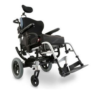 Quickie IRIS Tilt In Space Manual Wheelchair